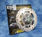TRIUMPH THUNDERBIRD SPORT Front Brake Discs x2 EBC MD 649 Stainless Steel.